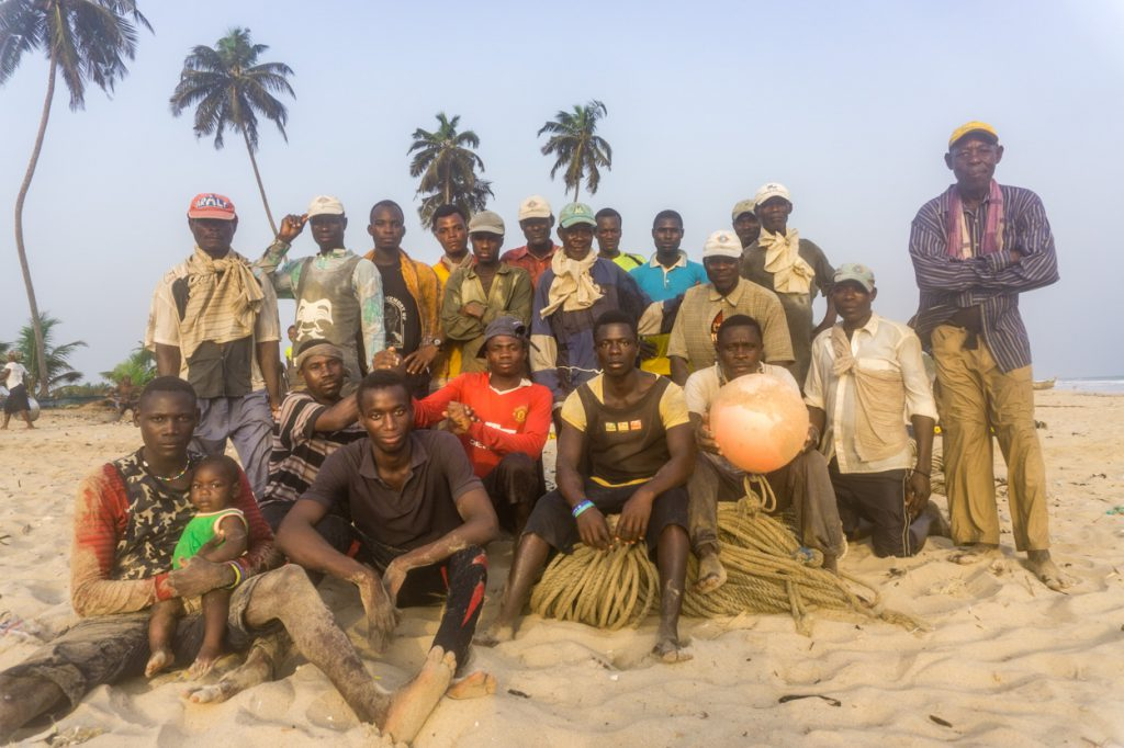 Fishermen of Asaafa