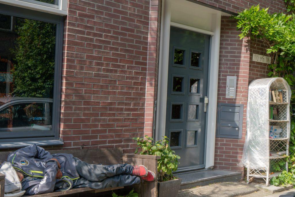 Amsterdam Boekenkastjes in de Pijp