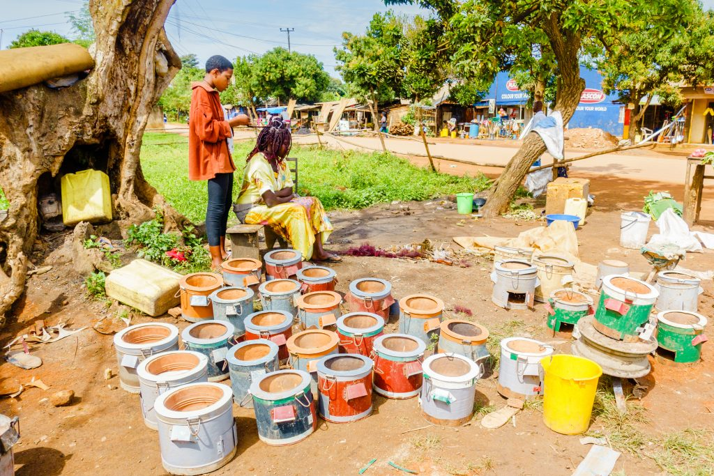 Stove Makers of Entebbe